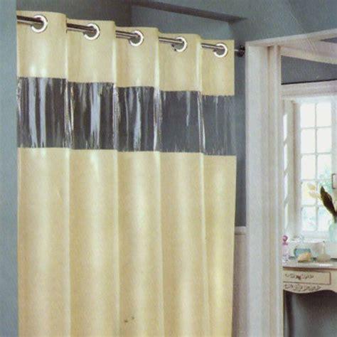 hookless shower curtain  window hookless shower curtain