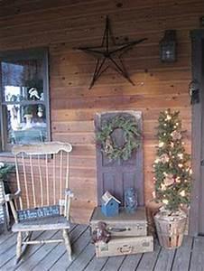 Primitive Front porches on Pinterest