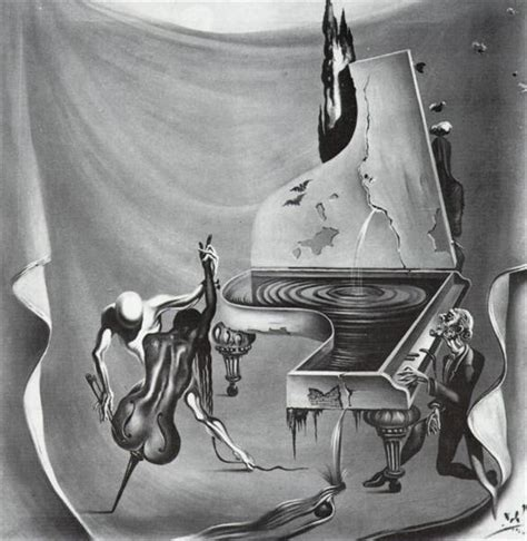 Music The Red Orchestra 1944 Salvador Dali