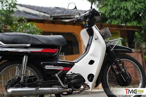 Modif Astrea Grand Bulus by Vlog Restorasi Instan Honda Grand 97 Jadi Ala Ala Grand