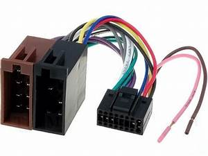 Jvc Car Radio Stereo 16 Pin Wiring Harness For Kd