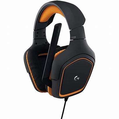 Gaming Headset Logitech Prodigy