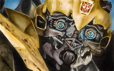 bumblebee transformer  colour  ljayb  deviantart