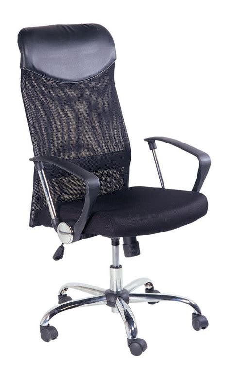 desk chairs stylish high back office chair sit back
