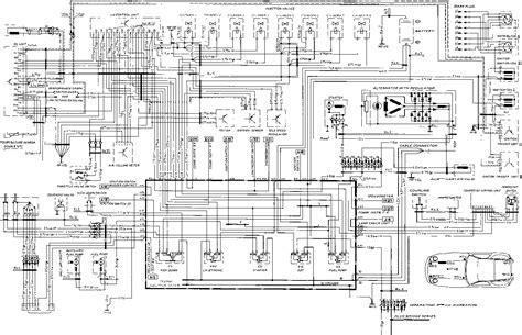 944 Porsche Ac Wiring Diagram by Porsche 928 Wiring Diagram Auto Electrical Wiring Diagram