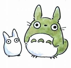 totoro2 - My Neighbor Totoro Photo (7615198) - Fanpop