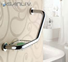 designer grab bars for bathrooms luxury grab bars and bathtub rails for bathroom safety hotel bathroom accessories