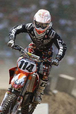 ktm  games  race report motocross press releases