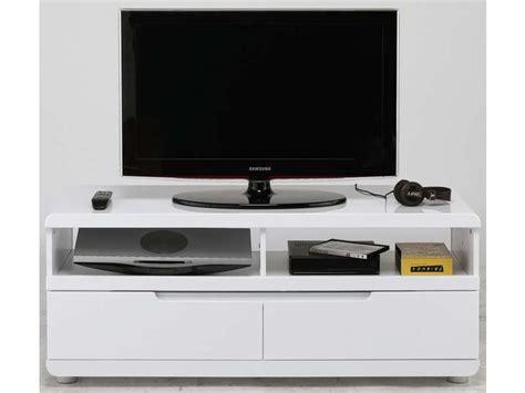 meuble cuisine bas 120 cm meuble tv bel air coloris blanc conforama pickture