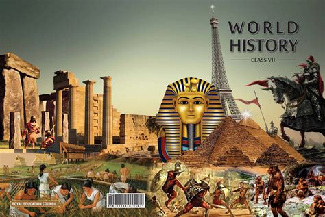 World History Class VII (Provisional Edition) - Royal Education Council