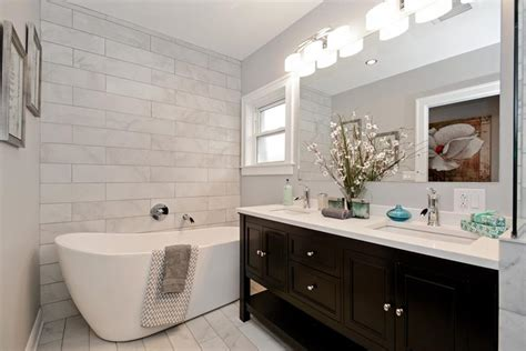 Master Bathroom Tile Design Ideas, Marble Master