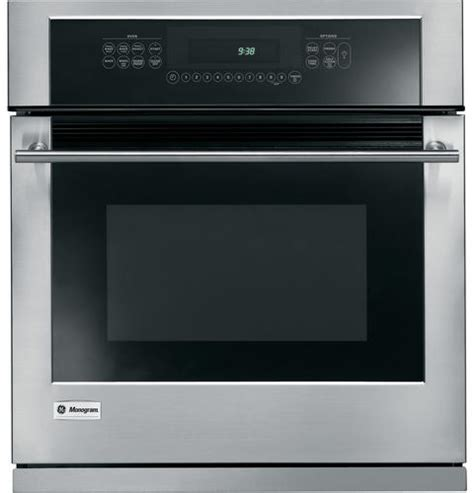 zeksmss ge monogram  built  electric single oven monogram appliances
