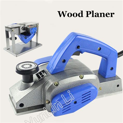 buy wood planer multi function electric