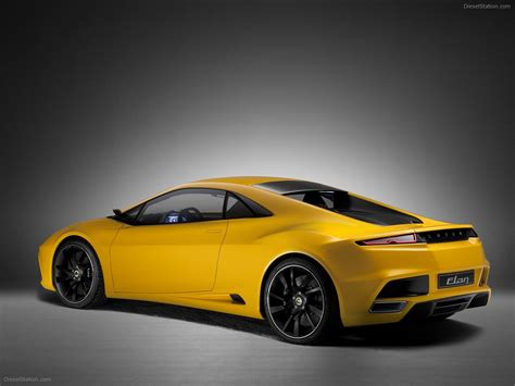 Lotus Elan Concept 2018 Exotic Car Picture 13 Of 40