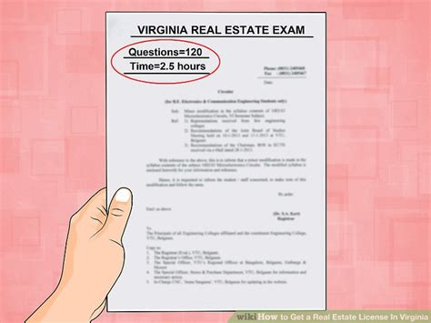 How To Get A Real Estate License In Virginia 14 Steps