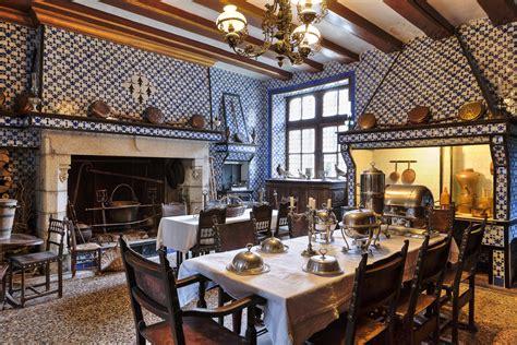 cuisine de chateau historique chateau de keriolet visite historique
