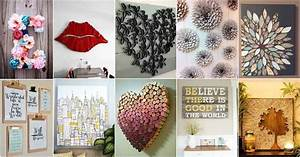 More, Amazing, Diy, Wall, Art, Ideas