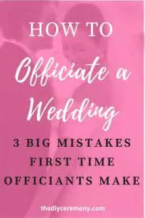 wedding officiant script ideas  pinterest