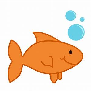 Orange Fish Clip Art - ClipArt Best