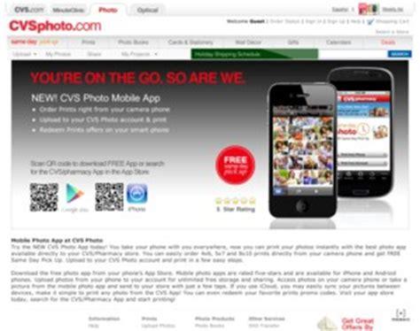 cvs print photos from phone cvs order prints with mobile photo app at cvs photo