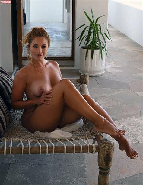 Naked Madeleine Krakor In Playboy Magazine Germany