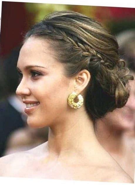 hochsteckfrisuren für schulterlanges haar festliche frisuren f 252 r kinnlanges haar