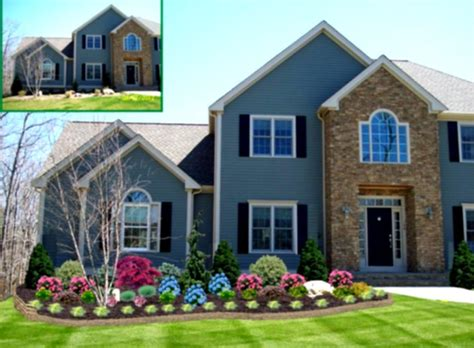 corner house landscaping how to create landscaping ideas for front yard on a budget homelk com