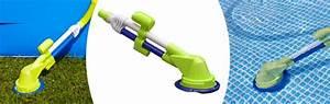 Robot Pour Piscine Hors Sol : robot piscine hydraulique hors sol zappy pour filtration ~ Dailycaller-alerts.com Idées de Décoration
