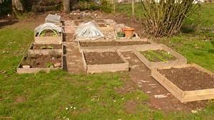 Carre De Jardin Potager : potager en carr le jardin d 39 emilie ~ Premium-room.com Idées de Décoration