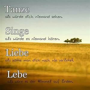 Positive Energie Bilder : gef hle gedanken und gedichte worte spr che und gedichte auf deutsch pinterest ~ Avissmed.com Haus und Dekorationen