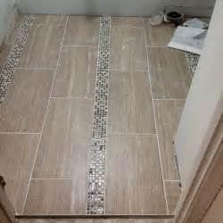 bathroom floor design ideas 12 x 24 tile bathroom floor