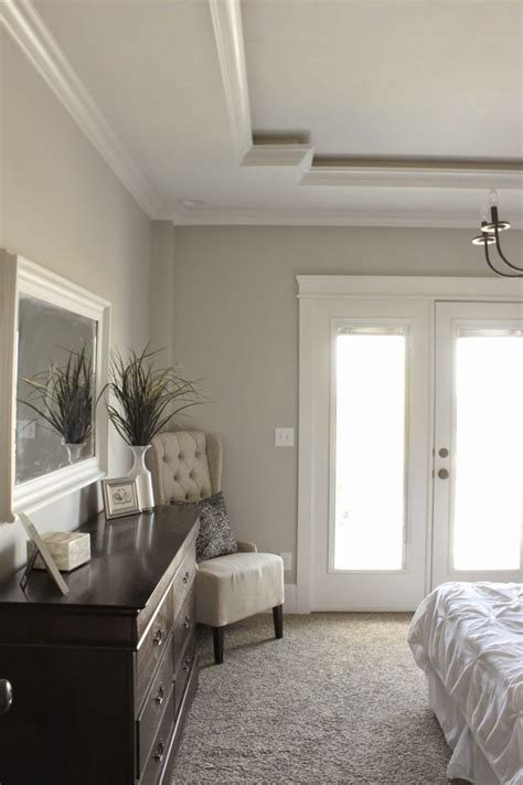 bedroom unique tray ceiling sherwin williams repose gray color inspiration repose gray