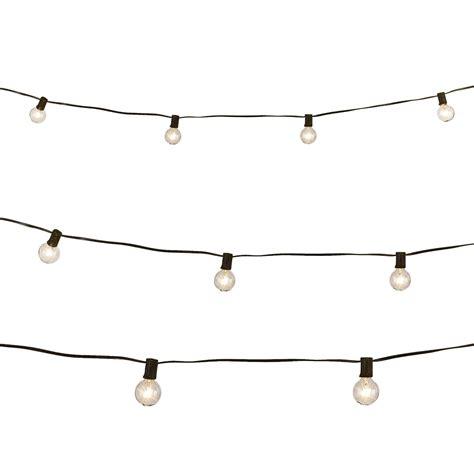 string of lights glass globe caf 233 string lights tree shops andthat