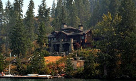 lakefront mountain cabin mountain architects hendricks