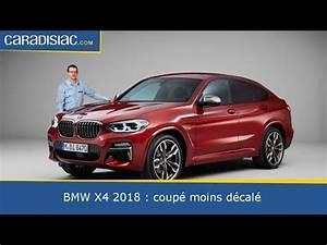 Bmw X4 2018 : pr sentation bmw x4 2018 coup moins d cal youtube ~ Melissatoandfro.com Idées de Décoration