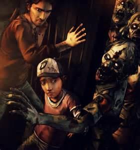 Luke The Walking Dead Telltale Games