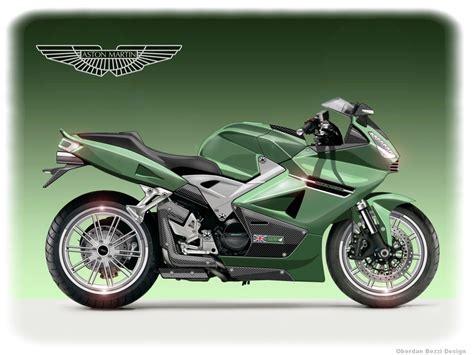 Aston Martin Dbv4 Motorcycle