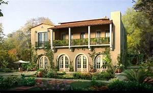 Spanish Villa's: Rich Interiors, Dramatic Exteriors