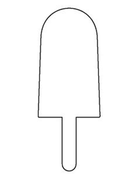 popsicle template 1000 images about omalov 225 nky pro děti on coloring pages coloring and bunny