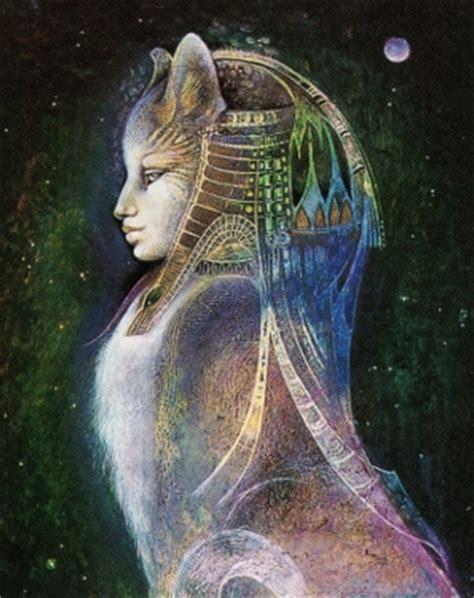 bast cat goddess paganpages org 187 bastet