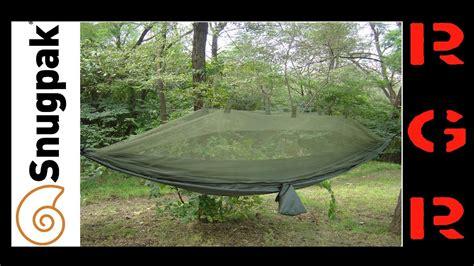 Proforce Jungle Hammock by Proforce Snugpak Jungle Hammock With Mosquito Net
