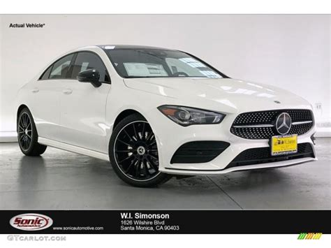 There are numerous reasons to love and then lease the 2020 cla 250, including: 2020 Polar White Mercedes-Benz CLA 250 Coupe #136175067   GTCarLot.com - Car Color Galleries