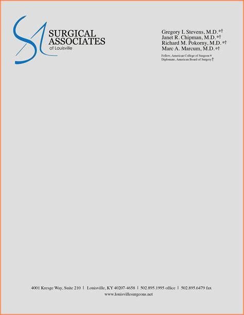 sample company letterhead template company letterhead