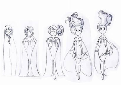 Song Sea Animation Characters Drawing Poses Bronagh