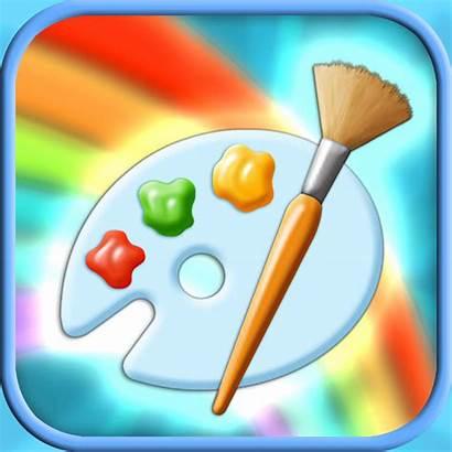 Paint App Apps Draw Painting Sparkles Bridgingapps
