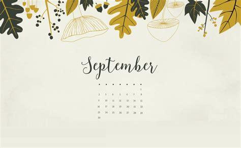 september  calendar wallpapers calendar