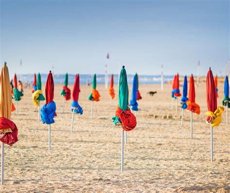 Deauville Parasols Bing Wallpaper Download
