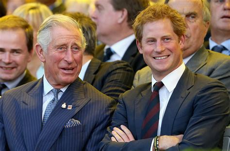 Prince charles and princess diana are pictured in kensington palace, london, with their sons. Who's Prince Harry's Real Father? James Hewitt Addresses ...