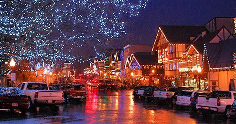 leavenworth washington christmas christmas decore