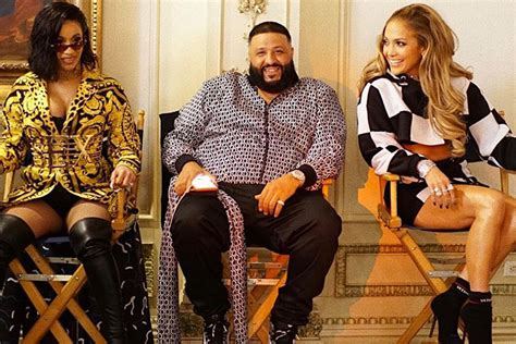 cardi b jlo dj khaled video jennifer lopez cardi b dj khaled shoot dinero video